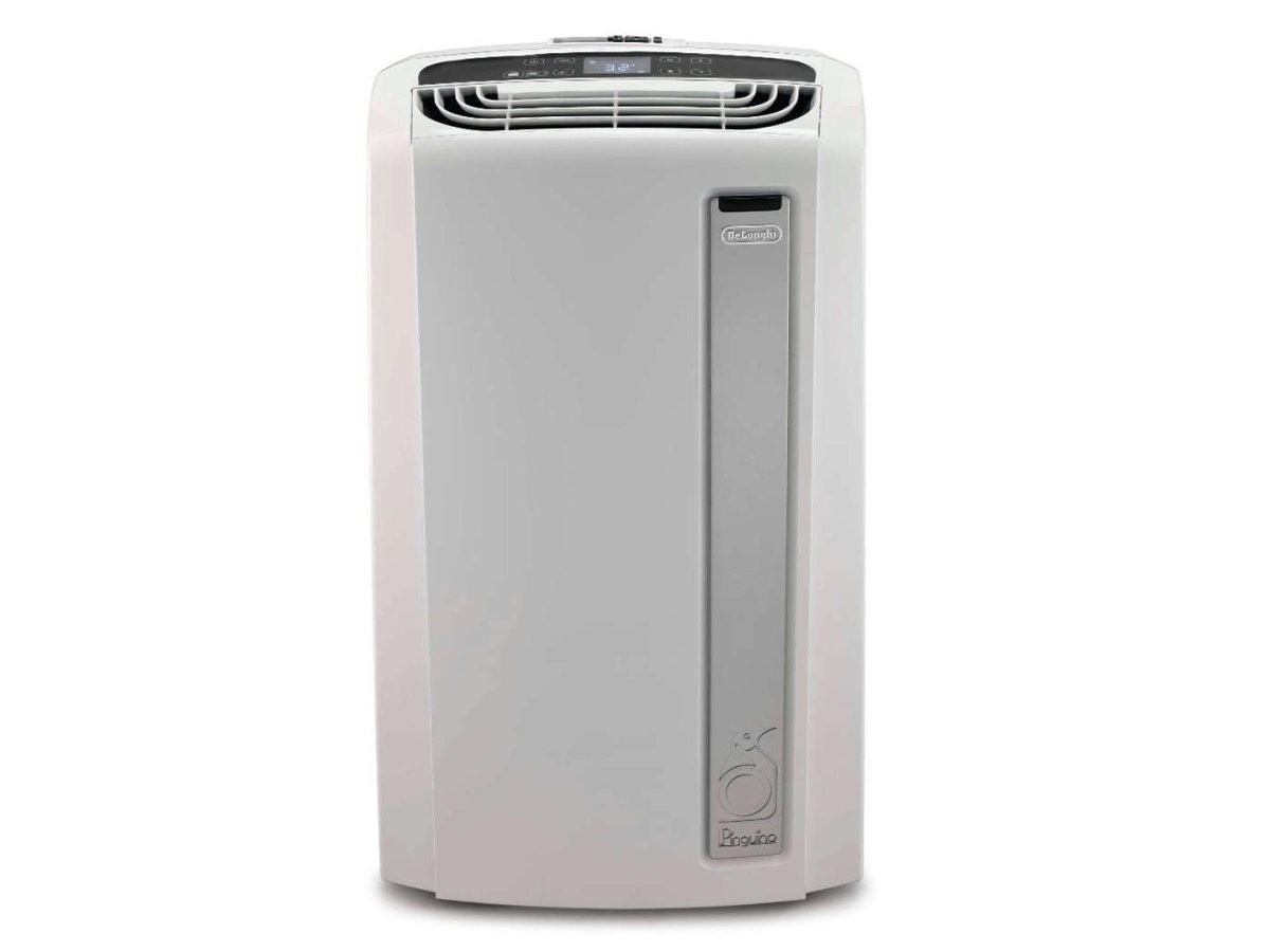 Our electric heaters can't keep up, but we have an air conditioner!